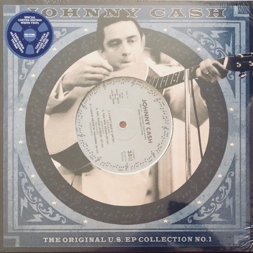 Cash|Johnny - The Original U.S. Ep Collection No.1 - CASHEP1 - REEL-TO-REEL MUSIC COMPANY