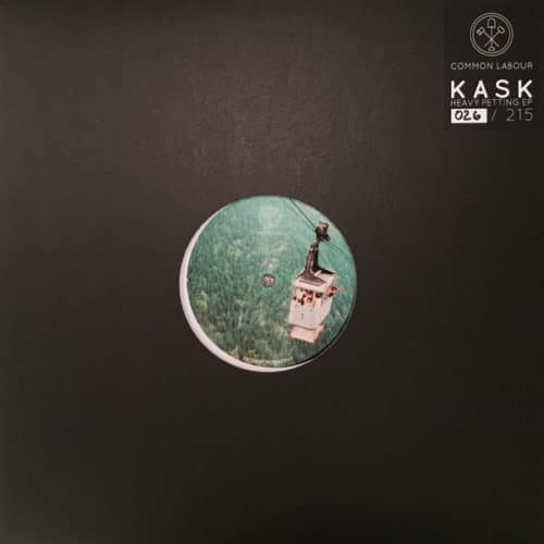 Kask - Heavy Petting Ep - COM-008 - COMMON LABOUR