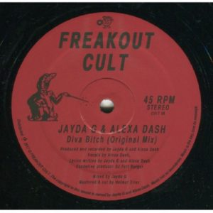 Alexa Dash|Jayda G - Diva Bitch - CULT08 - FREAKOUT CULT