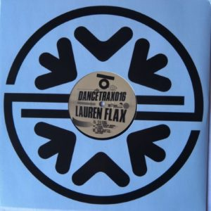 Lauren Flax - Dance Trax Vol. 16 - DANCETRAX016 - UNKNOWN TO THE UNKNOWN