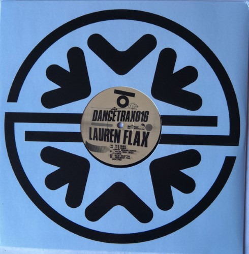 Lauren Flax - Dance Trax Vol. 16 - DANCETRAX016 - UNKNOWN TO THE UNKNOWN
