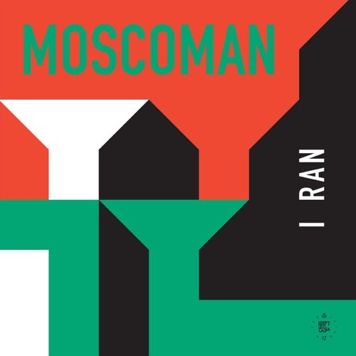Moscoman - I Ran (incl. Simple Symmetry Remix) - DH014 - DISCO HALAL