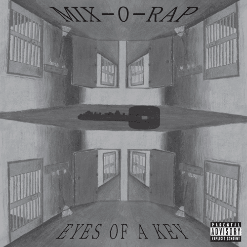 Mix-O-Rap - Eyes Of A Key - DJBLAK2-03 - PEOPLES POTENTIAL UNLIMITED