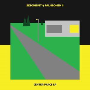 Betonkust & Palmbomen Ii - Center Parcs - DKMNTL058 - DEKMANTEL