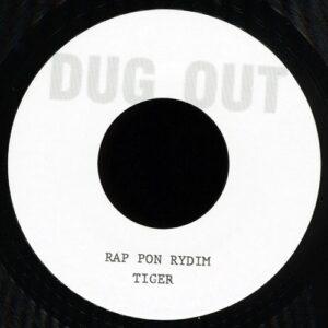 Tiger - Rap Pon Rydim - DOPR001 - DUG OUT