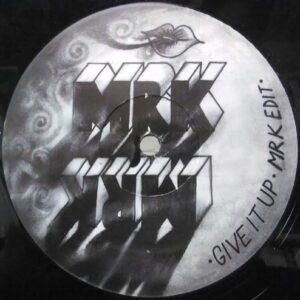 Danny Krivit & Dj Heaven - Edits - DSR016T - DAILYSESSION RECORDS