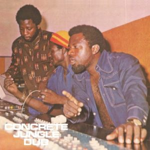 King Tubby Feat. Riley All Stars - Concrete Jungle Dub - DSRLP025 - DUB STORE RECORDS