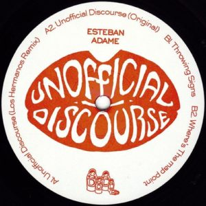 Esteban Adame - Unofficial Discourse - Dolly029 - DOLLY ?