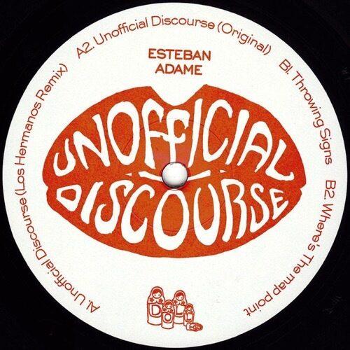 Esteban Adame - Unofficial Discourse - Dolly029 - DOLLY ?