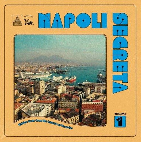 Various - Napoli Segreta - EAS018 - EARLY SOUNDS
