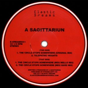 A Sagittariun - The Circle Stops Somewhere (+md2 Rmxs