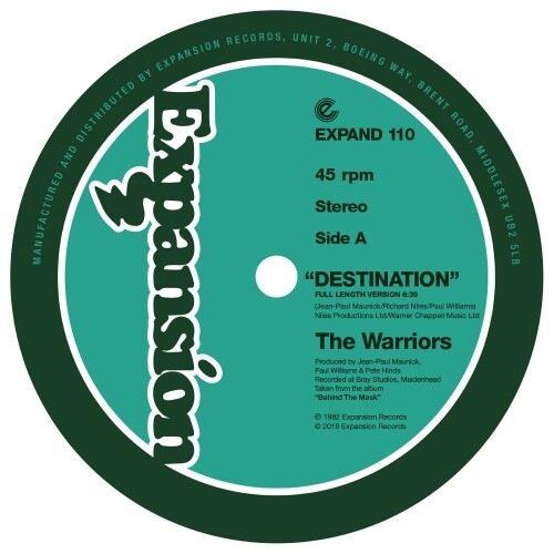 The Warriors - Destination - EXPAND110 - EXPANSION