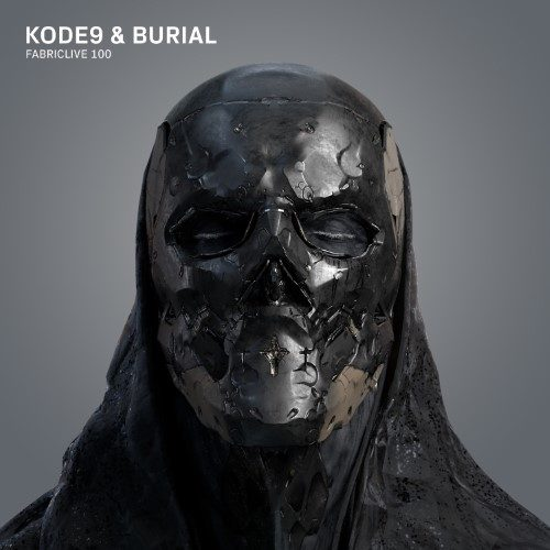 Kode9 & Burial - Fabric Live 100 (Gatefold 4LP) - FABRIC200LP - FABRIC