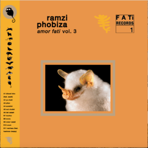 "Ramzi - Phobiza ""Amor Fati"" Vol.3 - FAT01 - FATI RECORDS"