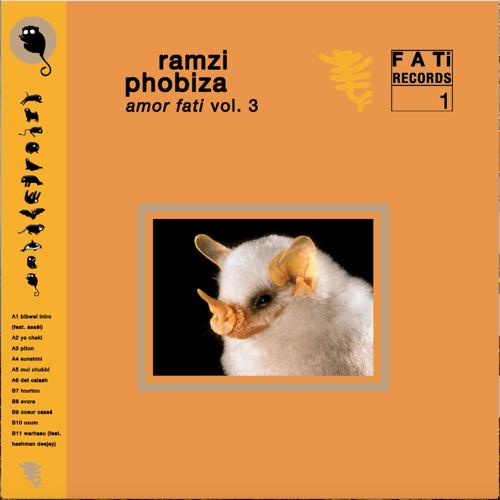 "Ramzi - Phobiza ""Amor Fati"" Vol.3 - FAT01 - FATI RECORDS"