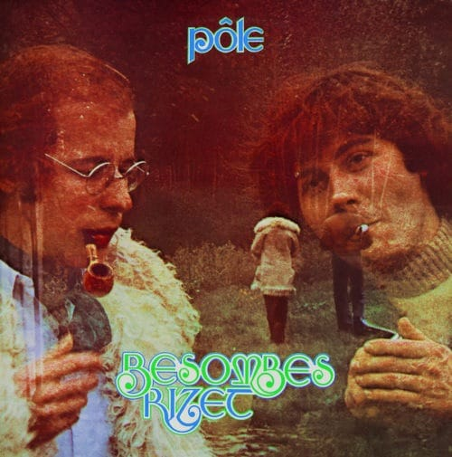 Besombes & Rizet - Pole - FBK003 - GONZAI RECORDS