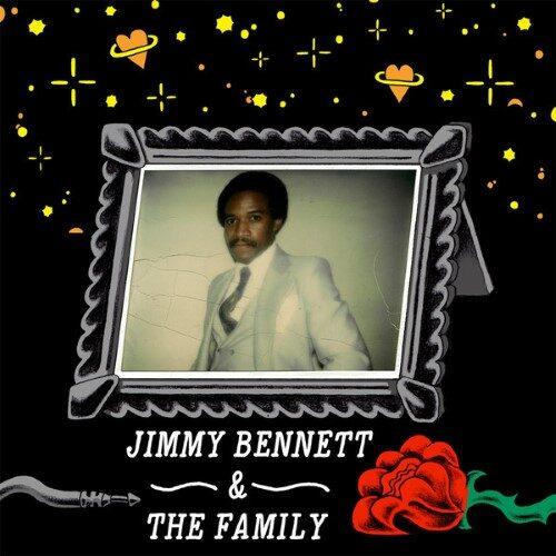 Jimmy Bennett & The Family - Hold That Groove - FL001 - FANTASY LOVE