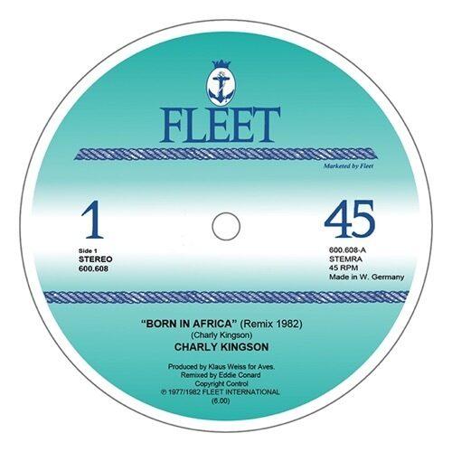 Charly Kingson - Born In Africa - FLEET600-608 - HIGH FASHION
