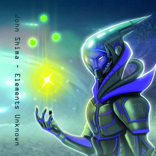 John Shima - Elements Unknown - FS005 - FIRESCOPE