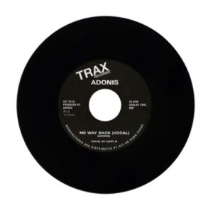 Adonis - No Way Back - GET761-7 - GET ON DOWN
