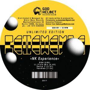 Caramelo/DJ Swagger - Saft und Wasser - GOD001 - GODDESS MUSIC