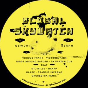 Various - Gsw001 - GSW001 - GLOBAL SKYWATCH