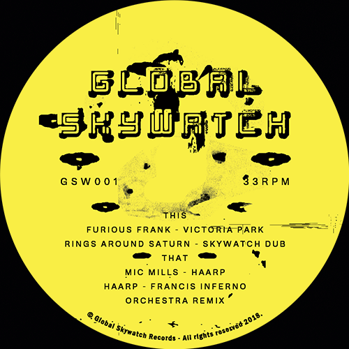 Various - Gsw001 - GSW001 - GLOBAL SKYWATCH