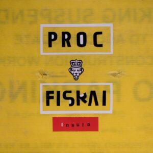 Proc Fiskal - Insula - HDBLP040 - HYPERDUB