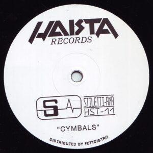 Stiletti-Ana - Cymbals - HST-11 - HAISTA