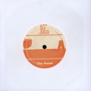 Dj Juco - The Hawk / The Tiger - HT004 - N/A