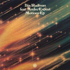 Ilija Rudman Feat. Andre Espeut - Motions Ep - IIB049 - IS IT BALEARIC