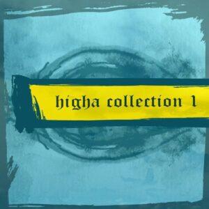 Various - Higha Collection Vol. 1 - ILLCD001RM - LEJAL GENES