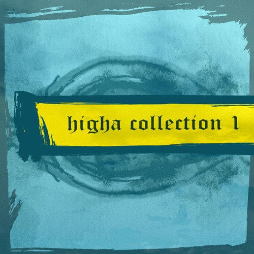 Various - Higha Collection Vol. 1 - ILLCD001RM - LEJAL GENES