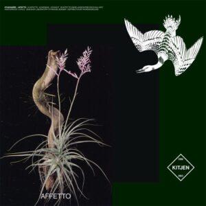 Stijn Sadée - Affetto (incl.gerd Janson Remix) - KITJEN007 - KITJEN