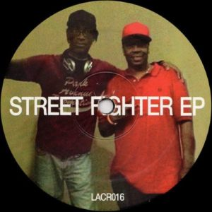 Steve Poindexter - Street Fighter - LACR016 - L.A CLUB RESOURCE