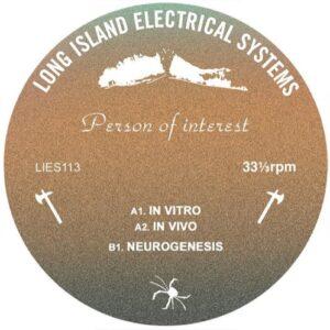 Person Of Interest - Neurogenesis - LIES113 - L.I.E.S