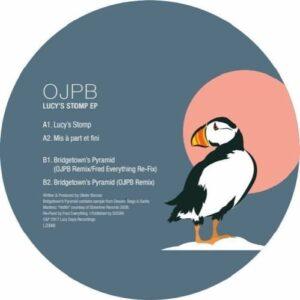 Ojpb - Lucy's Stomp Ep - LZD066 - LAZY DAYS