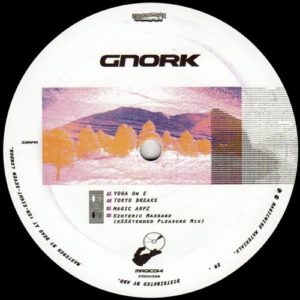 Gnork - Magic Arp - MAGIC014 - MAGIC WIRE