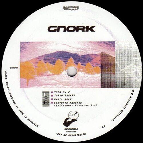 Gnork - Magic Arp - MAGIC014 - MAGIC WIRE