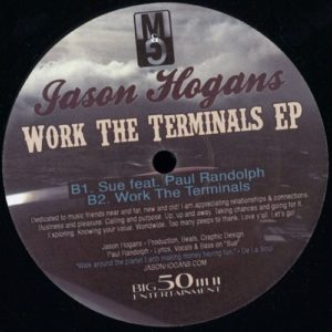 Jason Hogans - Work The Terminals/ Andres Remix - MG060 - MOODS & GROOVE