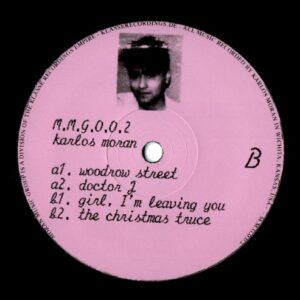 Karlos Moran - Karlos Moran - MMG002 - MORAN MUSIC GROUP