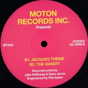 Moton Records Inc Presents - Morning Shunt - MTN042 - MOTON