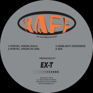 Ex-terrestrial - Portal Vision - NAFF001 - NAFF