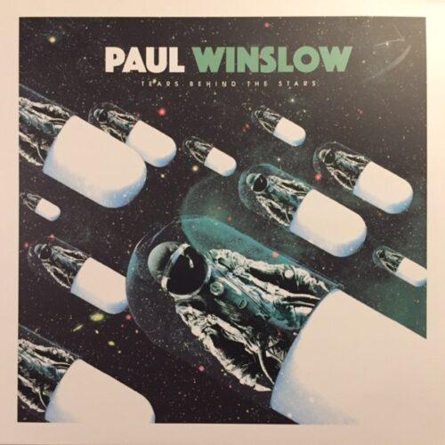 Paul|Winslow - Tears Behind The Stars - NFSR013 - GONZAI RECORDS