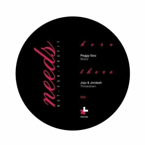 Peggy Gou/Juju & Jordash - Needs X Un Women Present Heforshe - NNFP004 - NEEDS (NOT-FOR-PROFIT)