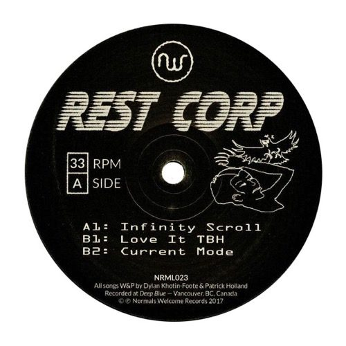 Rest Corp - Infinity Scroll - NRML023 - NORMALS WELCOME