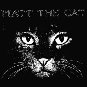 Matthew Larkin Cassell - Matt The Cat - OSR067 - OUTSIDER
