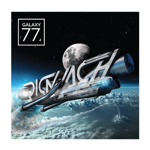 Ricky Inch - Galaxy 77 - OSSOM10A1 - OSSOM RECORDS
