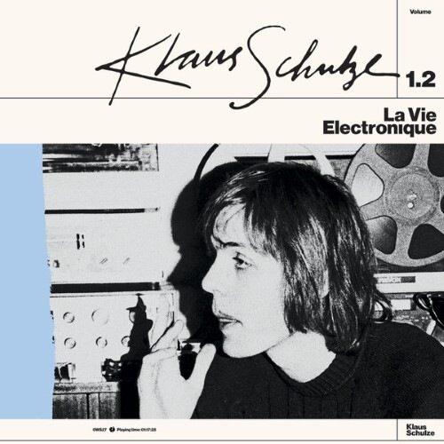 Klaus|Schulze - La Vie Electronique Volume 1.2 - OWS27 - ONE WAY STATIC RECORDS