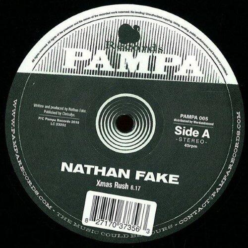 Nathan Fake. Dj Koze - Xmas Rush. Mi Cyaan Believe - PAMPA005 - PAMPA